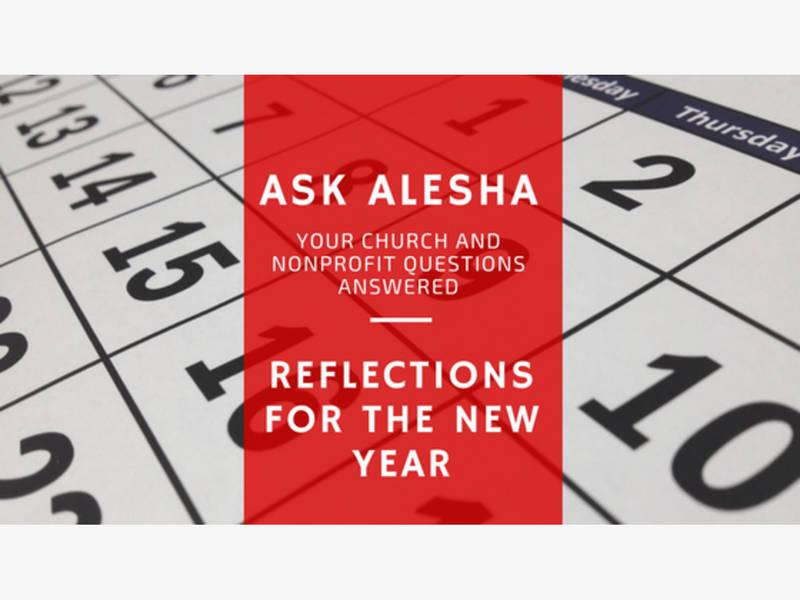 Ask Alesha: New Year Reflections   Atlanta, GA Patch