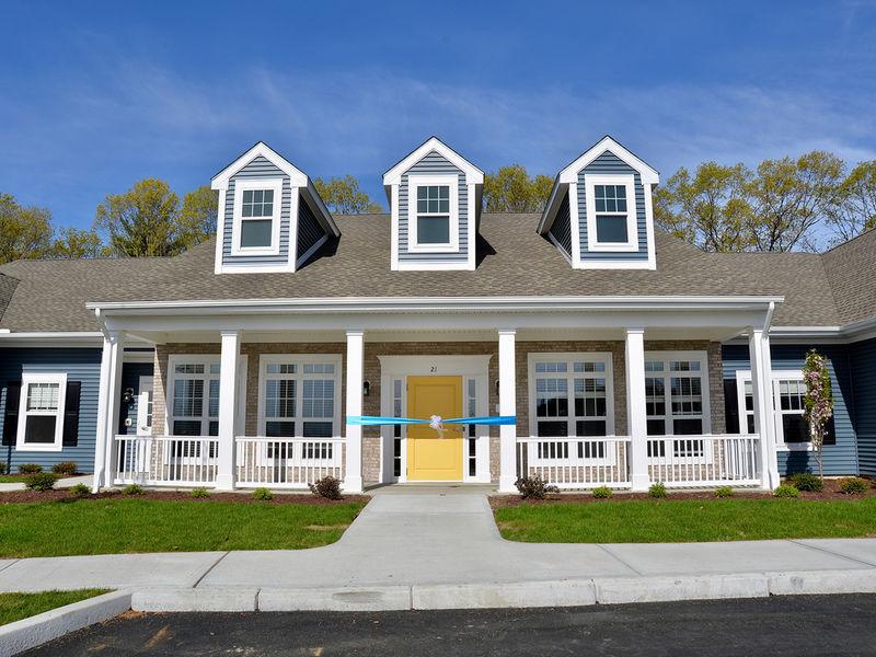 Saint Elizabeth Home East Greenwich Rhode Island