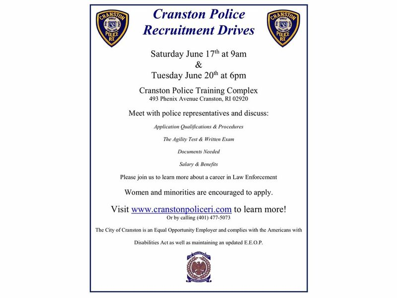 Portsmouth Rhode Island Police Starting Salary