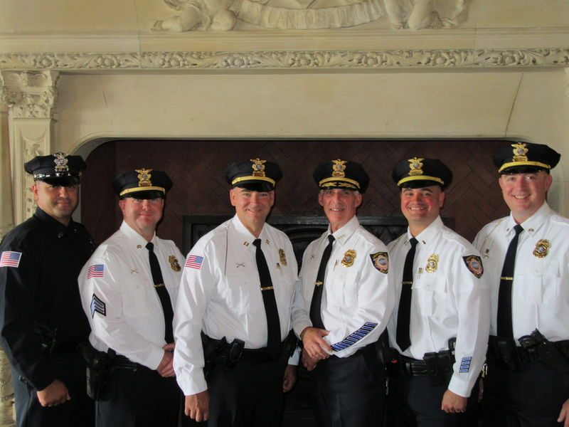Newport Pd Promoted 4 Police Officers Newport Ri Patch