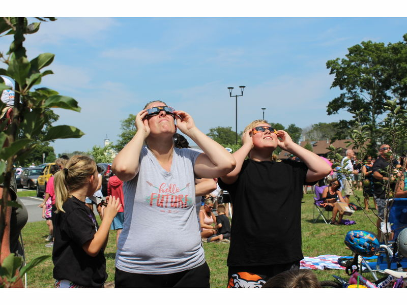 Solar Eclipse Viewing Party In Rhode Island