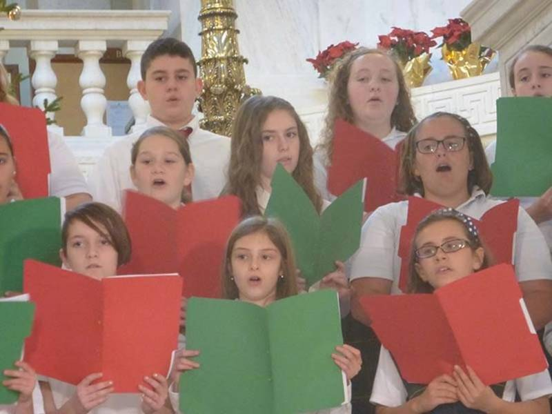 East Providence Students To Sing At The Statehouse East
