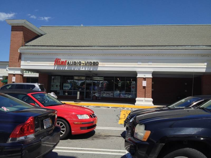 RI State Police: A/V Store Employees Stole Customers Nude