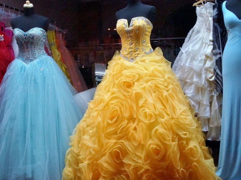 Prom Dress Drive Underway In Morristown | Morristown, NJ Patch