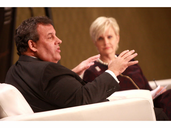 Christie Speaking At Morristown Opioid Abuse Forum