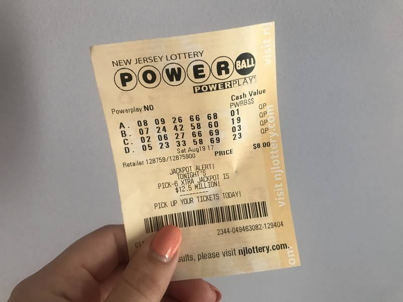 Traffic Ticket Nyc >> $50K Lotto Ticket Sold In Warren County | Long Valley, NJ ...