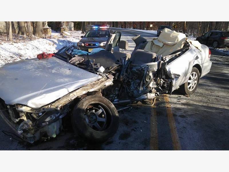 Car Crash Washington Township Nj