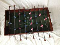 Vintage Foosball Table Top Asking Fairfield CT Patch - Easton foosball table