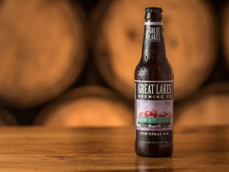 Like Winter, Great Lakes Brewing Christmas Ale is Coming | Cleveland ...