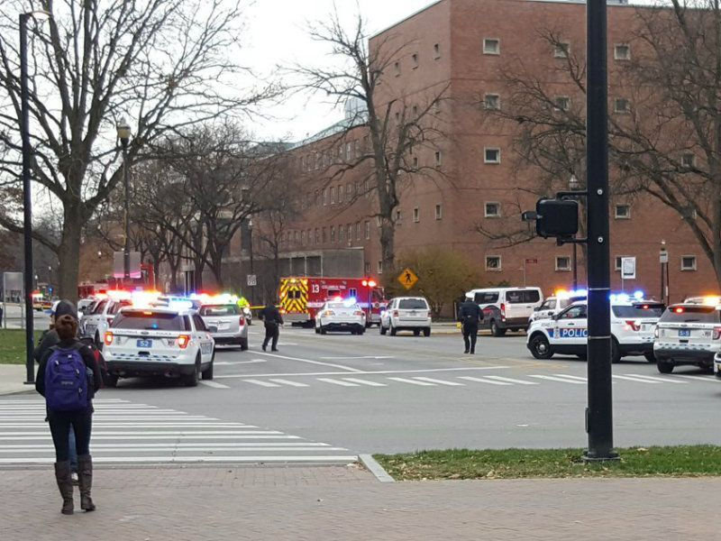 Ohio State Attack Suspect Was Upset By Treatment Of Muslims Law