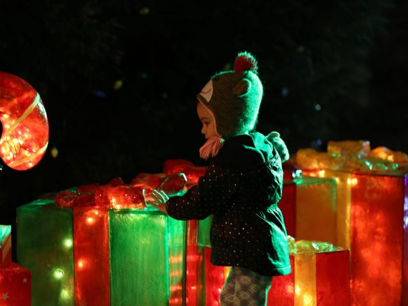 9 must see christmas lights displays in northeast ohio