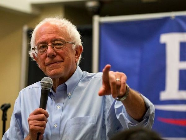 Bernie Sanders to speak at Louisville Palace next week