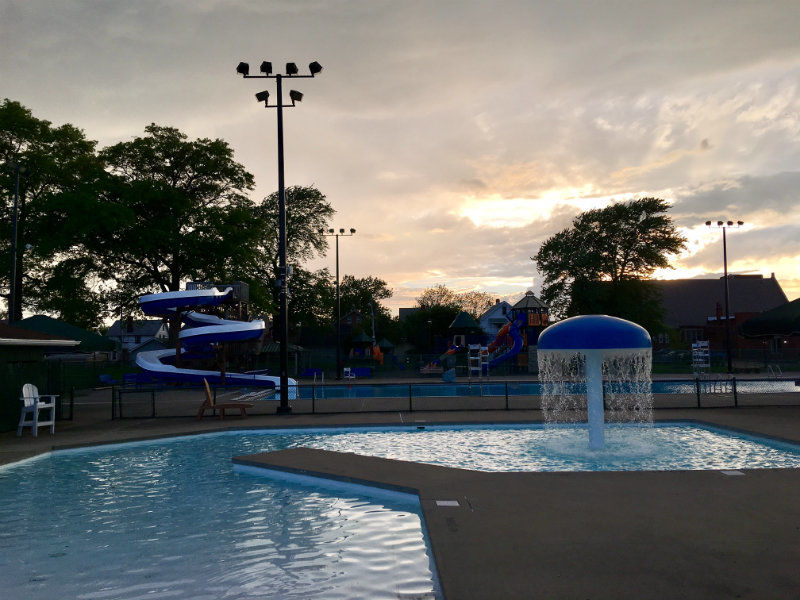Pools Filled With Water In Lakewood Opening Soon Lakewood Oh Patch