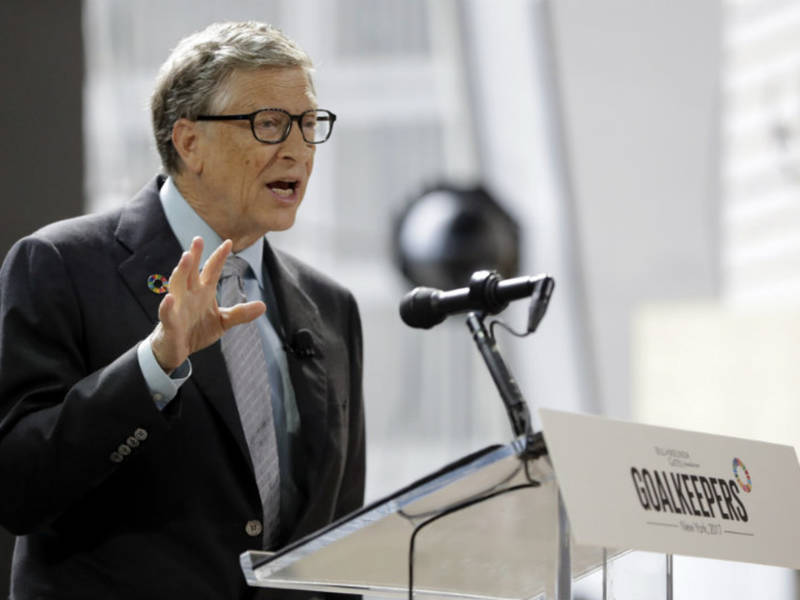 Bill Gates To Give Speech To Education Conference In