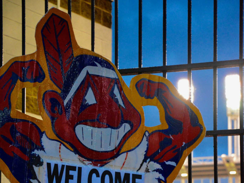 Cleveland Indians To Remove Chief Wahoo As Logo  a8dacea4f