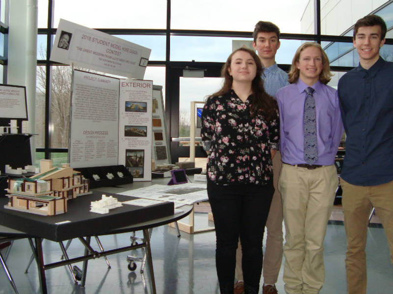 Westlake Students Sweep Top 3 Prizes In Home Design Contest ...