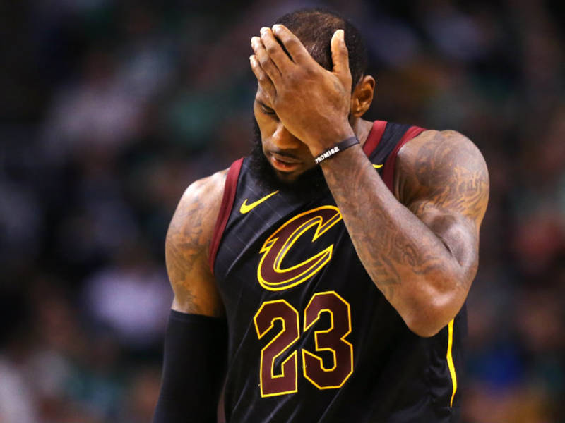 The Other Play That Cost The Cavaliers Game 1 Of The NBA Finals ... 8c99dc9aa