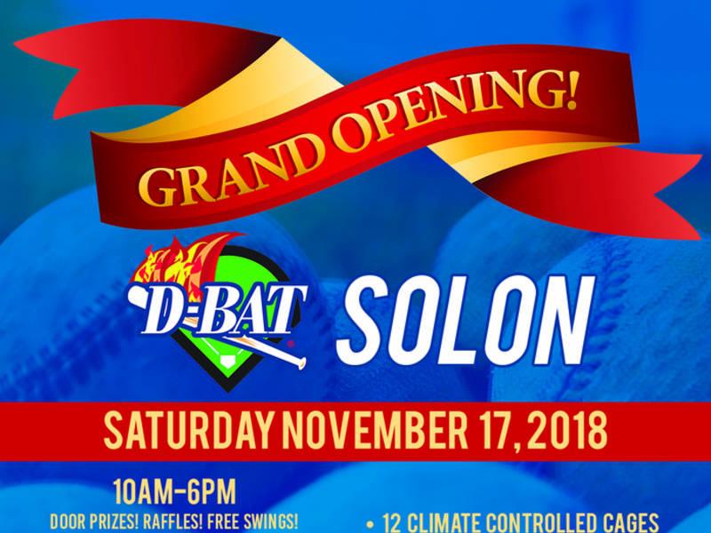 Baseball Training Facility Opens In Solon
