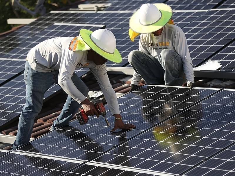 Solar Jobs Up In Ohio, Amid Nationwide Drop