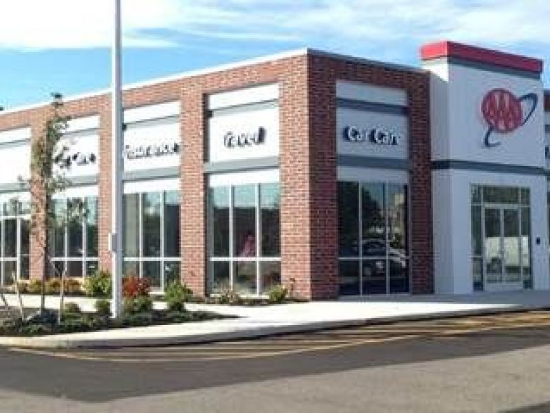 New AAA Center Opening Saturday In Warminster