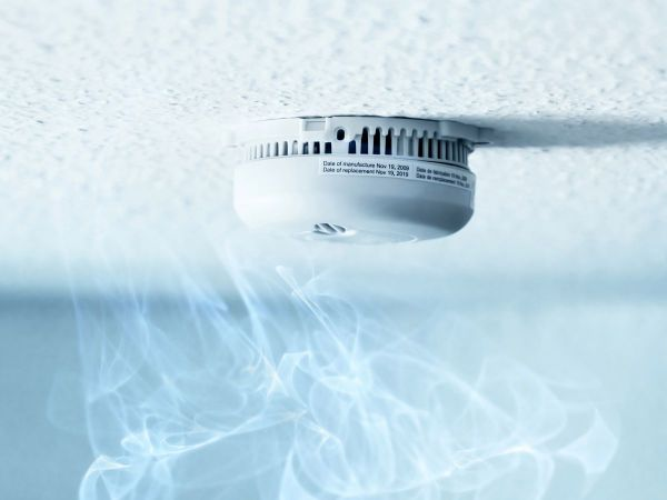 Check Smoke Detectors When You Adjust Clocks This Weekend Newtown Square Fire Co