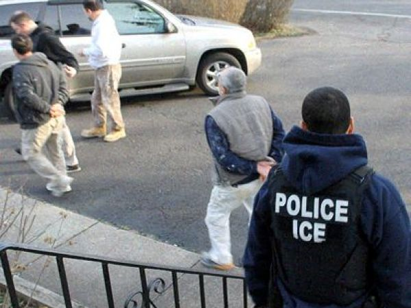 Over Two Dozen Arrested In Minnesota By ICE
