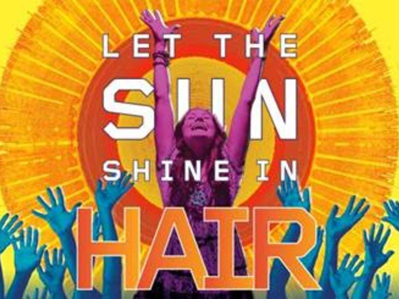 Hair Broadway Poster