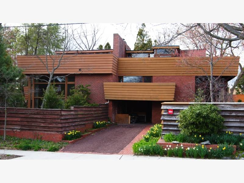 Learn About Frank Lloyd Wright's 'Ardmore Experiment' Next Week