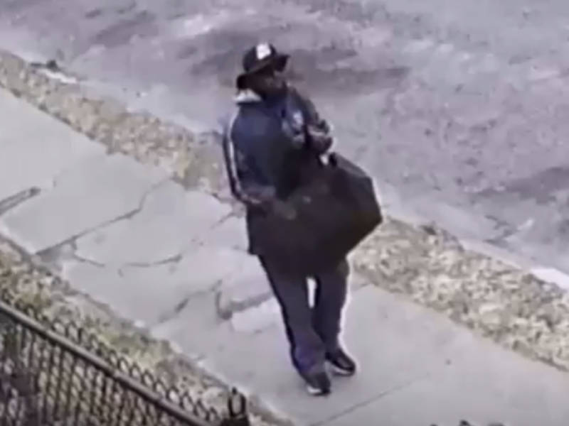 5e2adf2ba92 Postal Worker Impostor Beat Victim