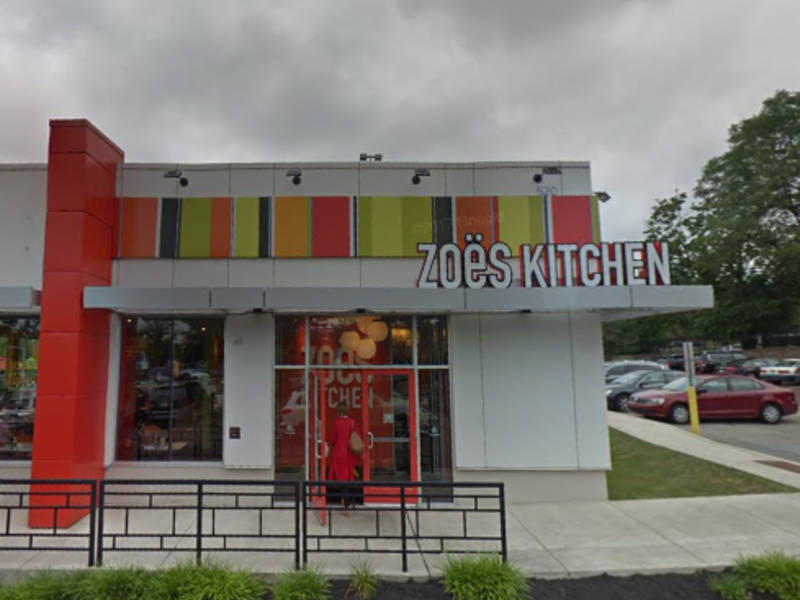 zos kitchen opening malvern location in may - Zoes Kitchen Locations