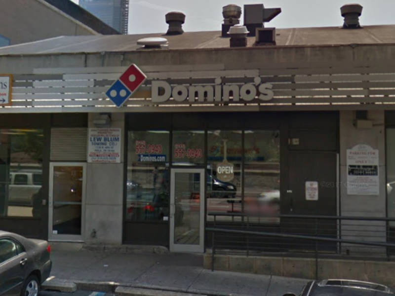 Philly Woman Claims Poop Was In Her Domino's Food ...