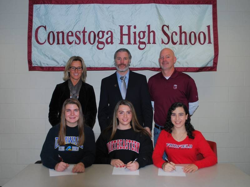 3 Conestoga Standout Scullers Commit To College