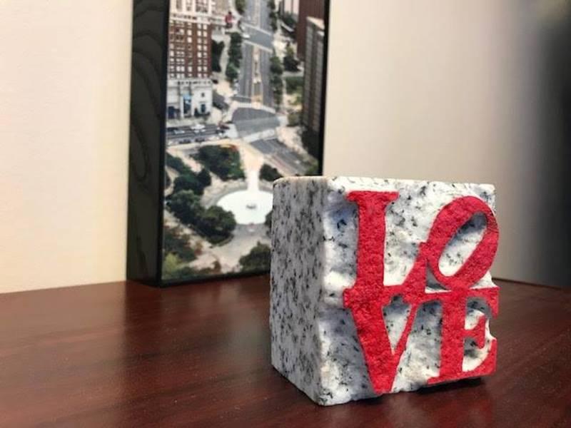 LOVE Park Granite Keepsakes Coming Soon: Report