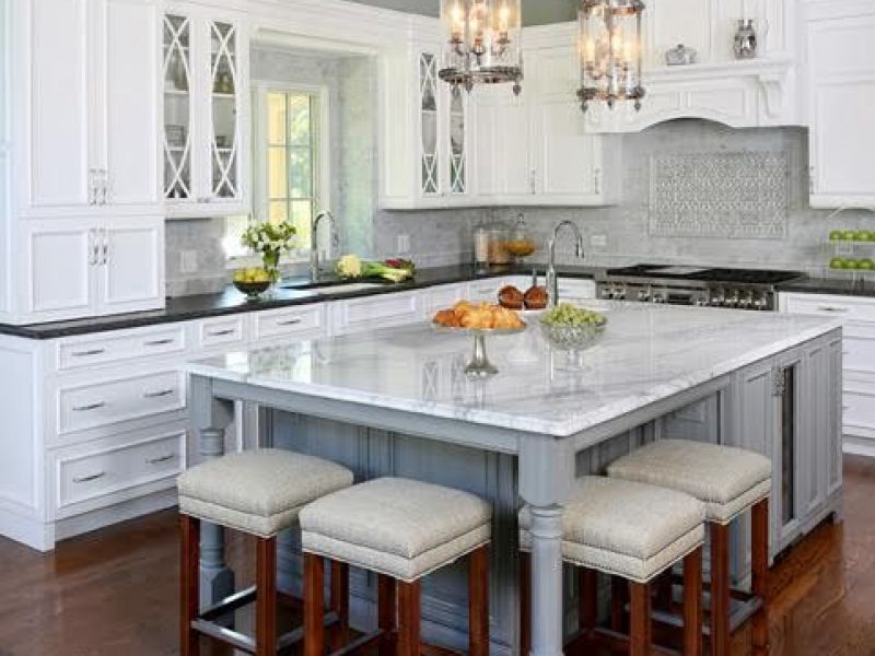 Hinsdale Kitchen Remodel The Envy Of Professional Designers