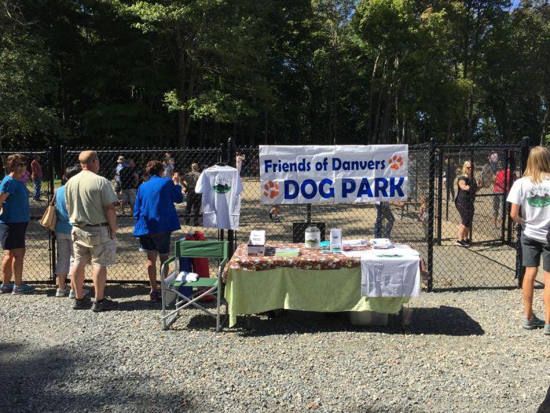 Endicott Park Danvers Dogs