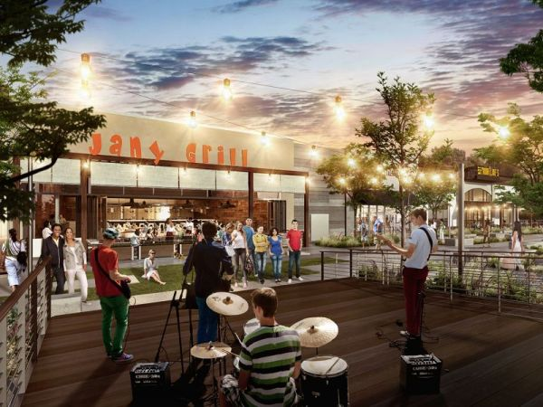 Northshore Mall To Get 2 New Restaurants Exterior