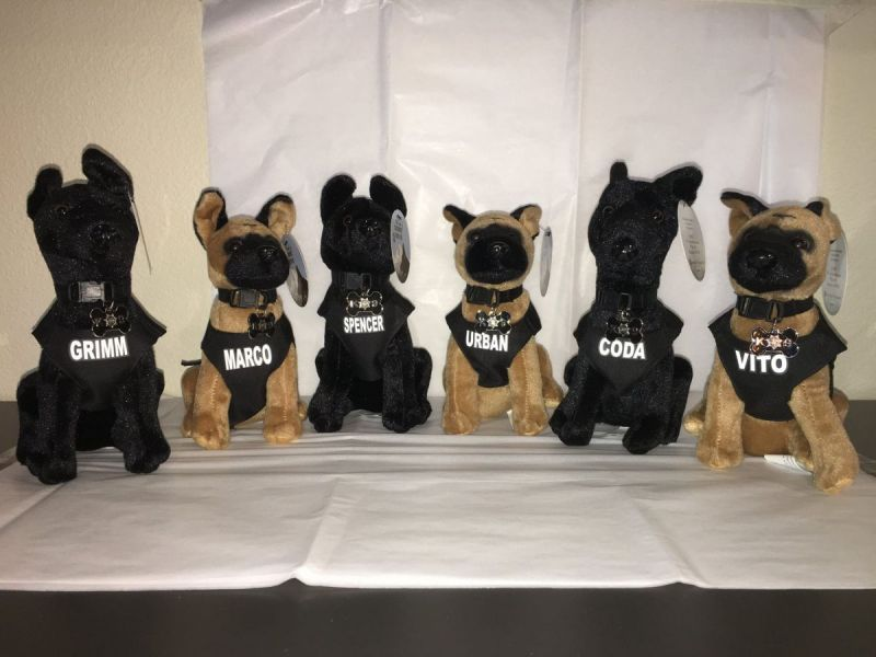 Meet The K9 Squad Friday At Starbucks Oregon City Or Patch