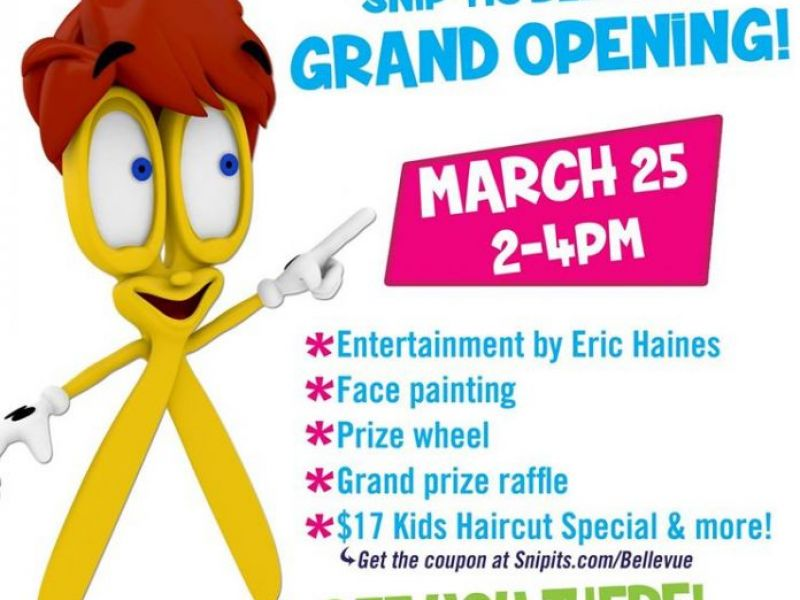 Snip Its Opens Cutting Edge Kids Salon In Bellevue Bellevue Wa Patch