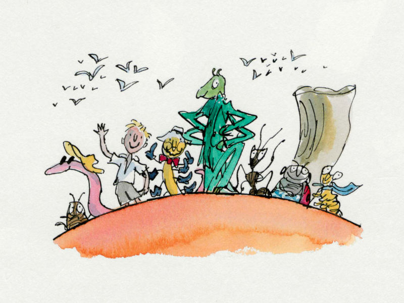 Auditions for Family-Friendly Roald Dahl Theatre ...