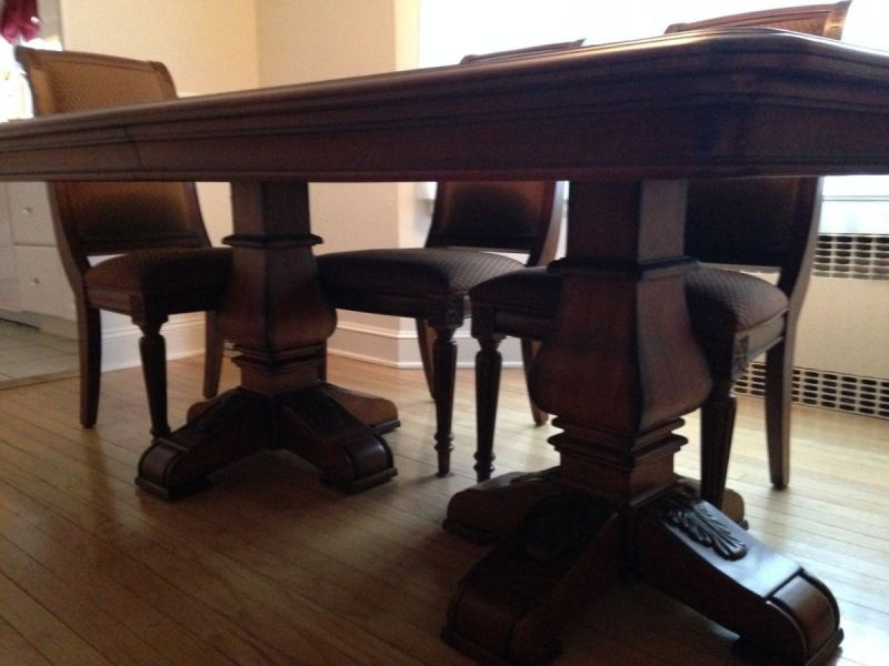 Like new ethan allen dining room set rocky hill ct patch