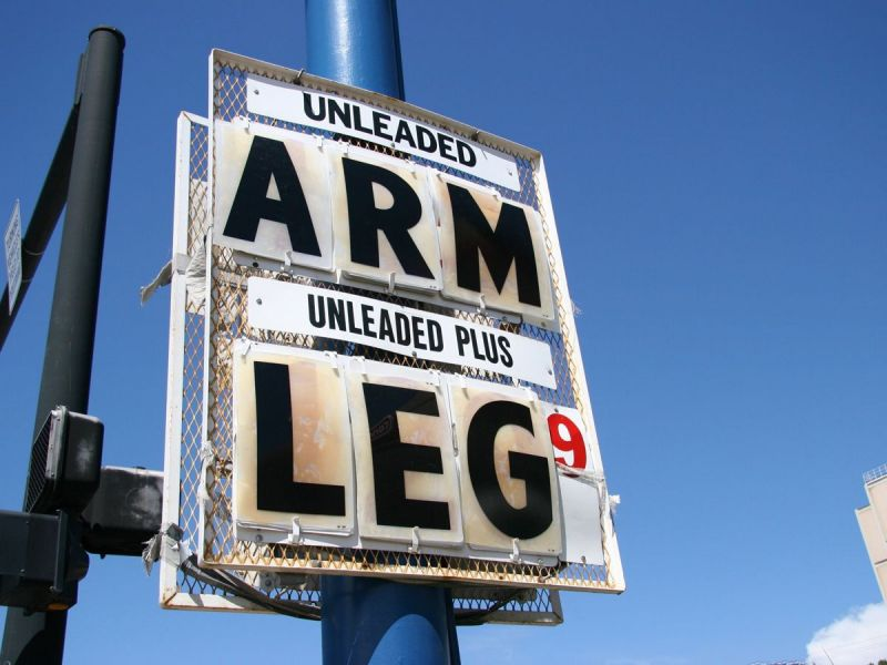 Detroit Gas Prices >> Metro Detroit Gas Prices Rise Dearborn Mi Patch