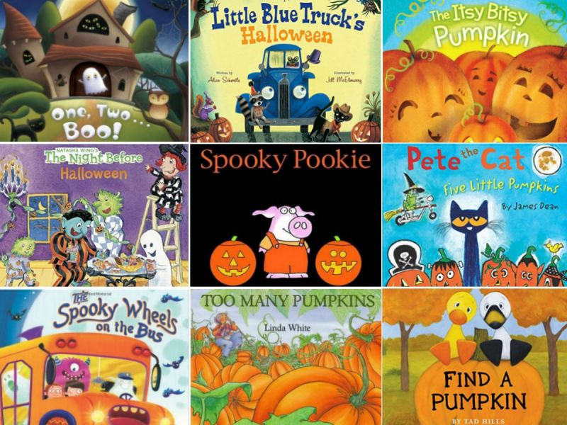 21 too cute kids books for halloween