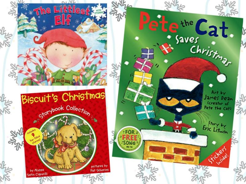 25 best selling childrens christmas books