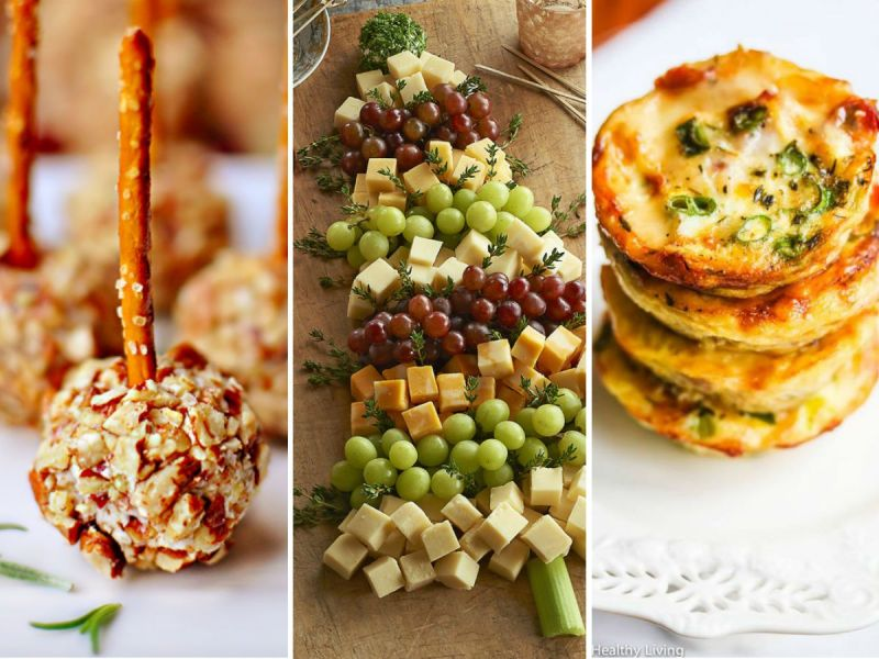 30 Easy To Eat Holiday Party Etizers Serve Up Asap