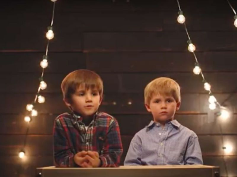Watch Kids Tell The Story Of Christmas Like Never Before | Across ...