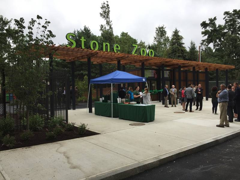 Opening Night For Stone S Zoolights Is Nov 24 Stoneham