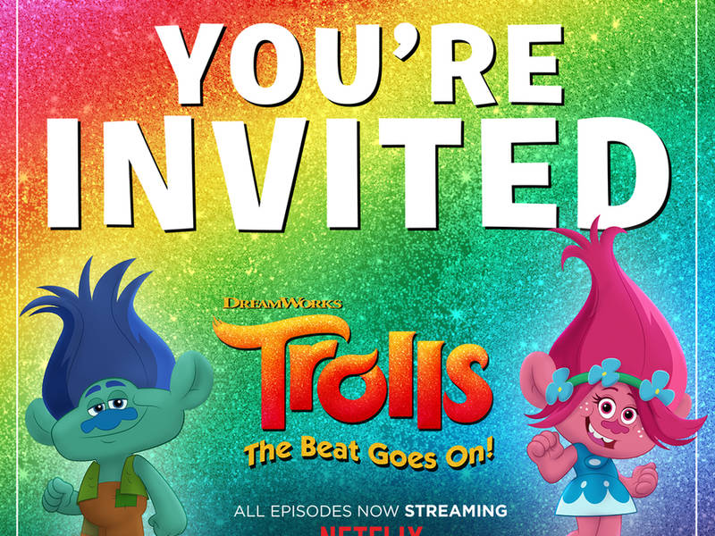 For Starters, Trolls Coming To Stone Zoo Sunday