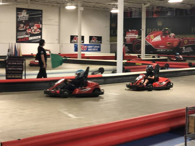 A Lesson On Speed, Fun, and Racing For Lynnfield Cub Scouts