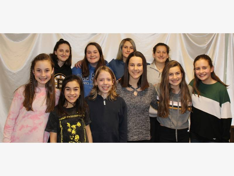 Young Company Winter Festival Features 15 From Stoneham