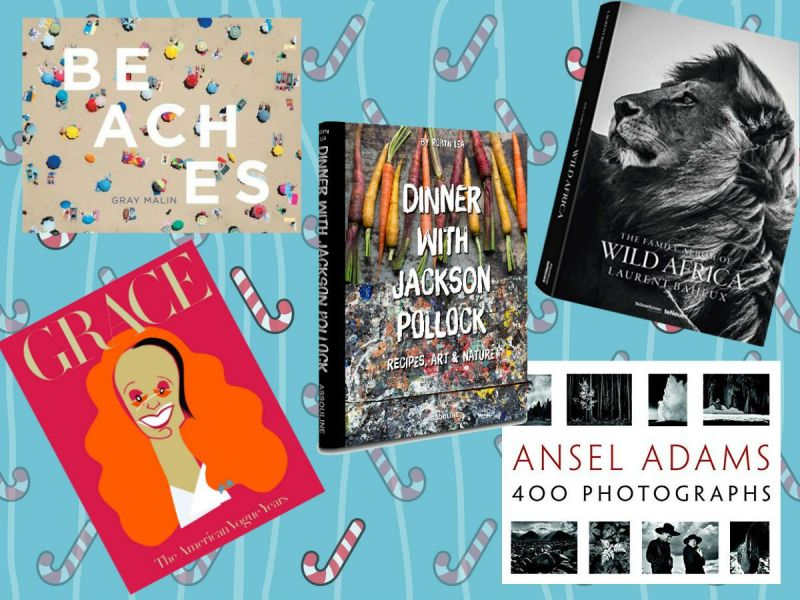 Patch Holiday Gift Guide Coffee Table Books To Suit Every Interest